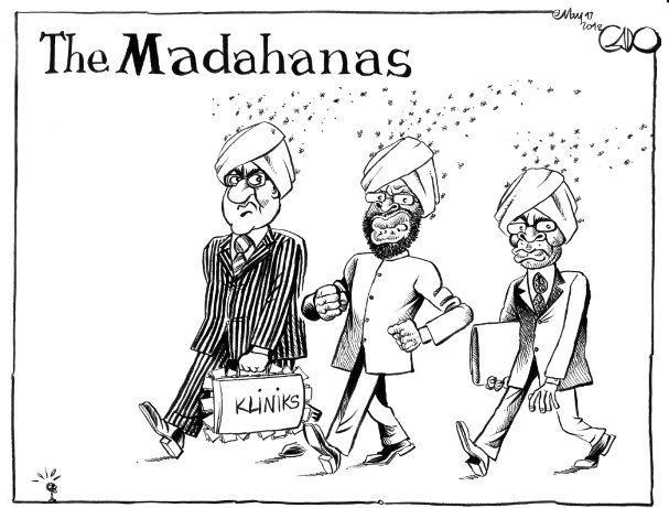 May 17 12 The Madahanas