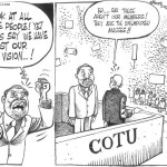 Central Organization of Tired Unionists (COTU)
