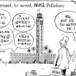 Neema to arrest Noise Polluters