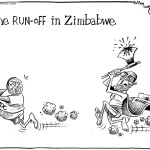 The run-off in Zimbabwe