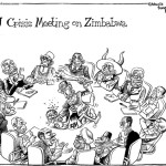 AU crisis meeting on Zimbabwe