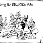 Seeking the diaspora vote