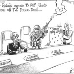Finally rebels agree to put their signature on the peace deal