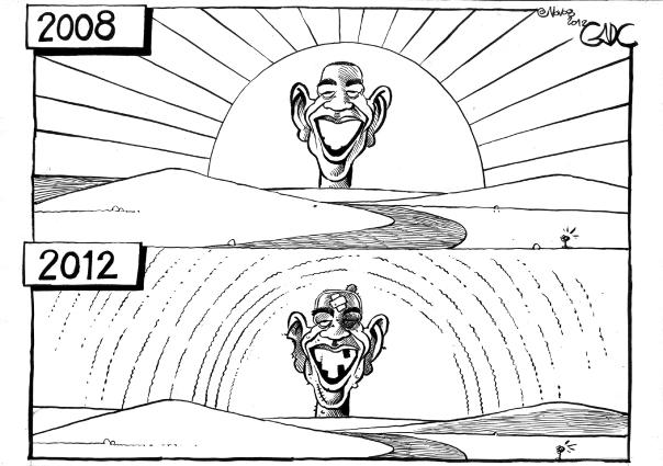 Nov 08 12 Obama wins 2012