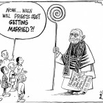 Now…when will priests start getting married?