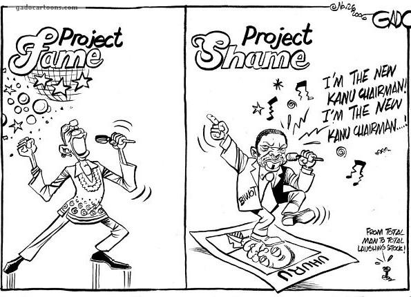 Project Shame