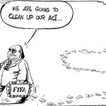 We are going to clean up our act..