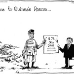 China to Guinea's rescue