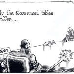 Finally the government tables it's offer