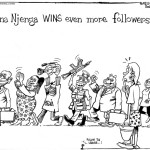 Maina Njenga wins even more followers