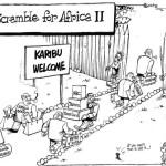 The scramble for Africa II