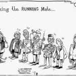 Picking the running mate