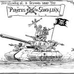 Pirates of the Somalian