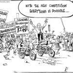 With the new constitution, everything is possible