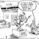 The museum of Kenya Politics