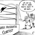 Nigeria Presidential Contest