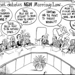 Cabinet debates new marriage laws