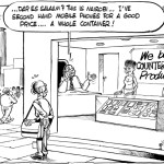 kenya Counterfeit Phones for Dar