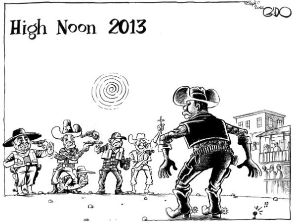High Noon 2013