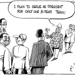 Raila one for 5 year term