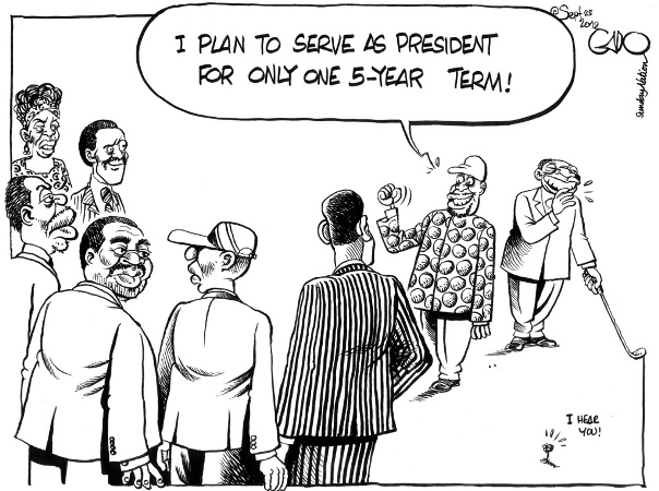 Sept 23 12 Raila one for 5-year term