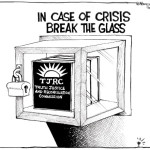 In case of crisis break the glass #TJRC
