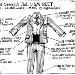 James Orengo's Ksh 0.5M suit
