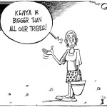 Kenya is bigger than all our tribes