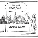 Gado on MPs Salary Raise…
