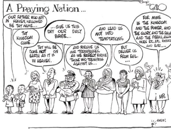 A Praying Nation