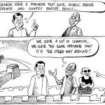 Uhuru's China trip