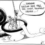 AU endoeses Mugabe's victory