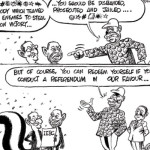 Raila, referendum