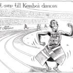 It ain't over till Kemboi dances