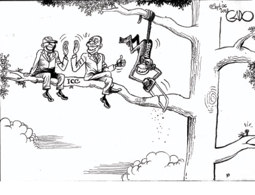 Gado on Parliament's move to withdraw Kenya from ICC