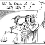 African Union on the Kenya ICC trials