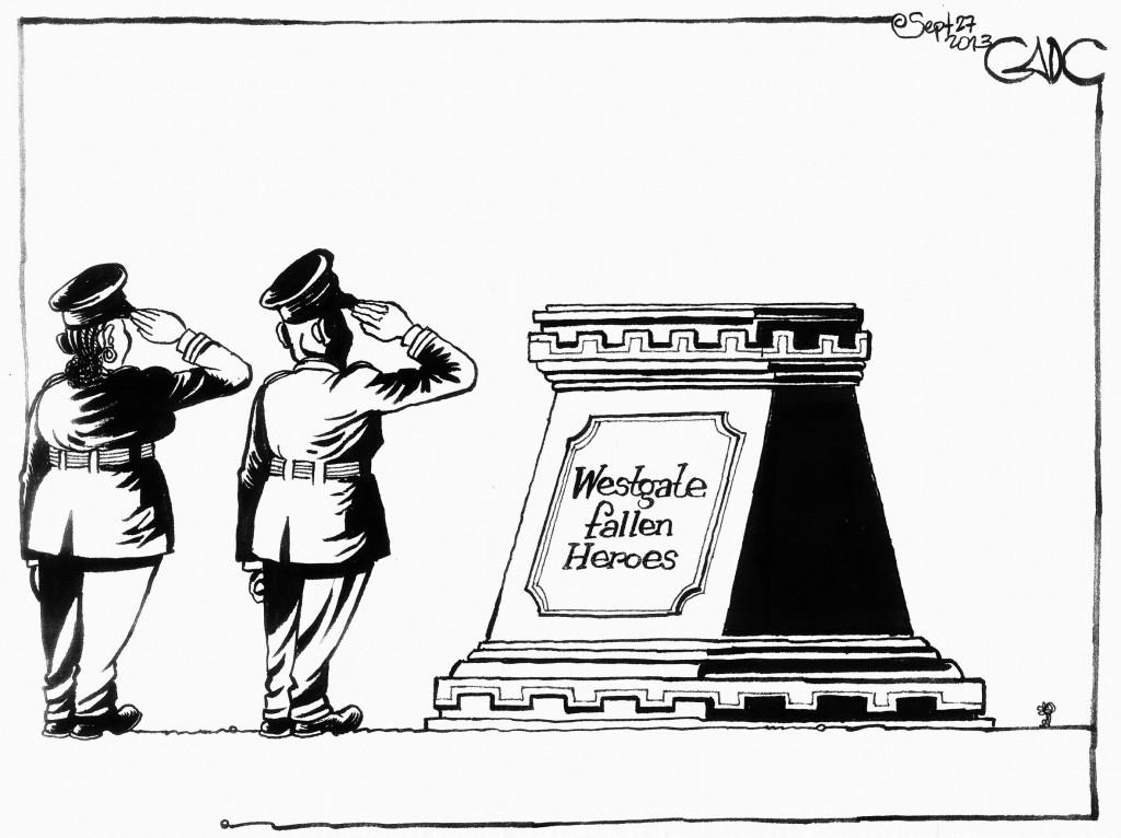 Sept 27 13 Westgate Fallen Heroes