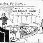 Preparing for Hague #Ruto