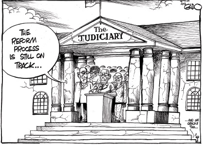 Judiciary Reforms