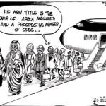 Uhuru's visit to Kuwait