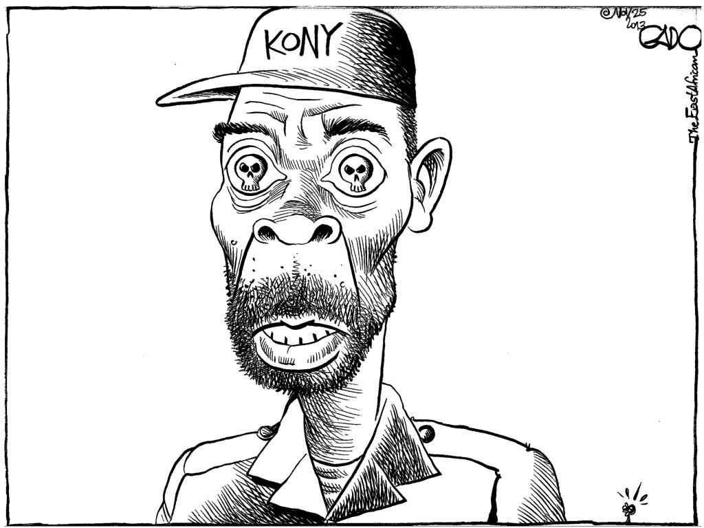 EA Nov 25 13 Kony offer of peace