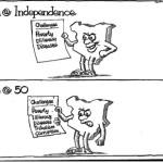 Kenya at Independence… Kenya at 50