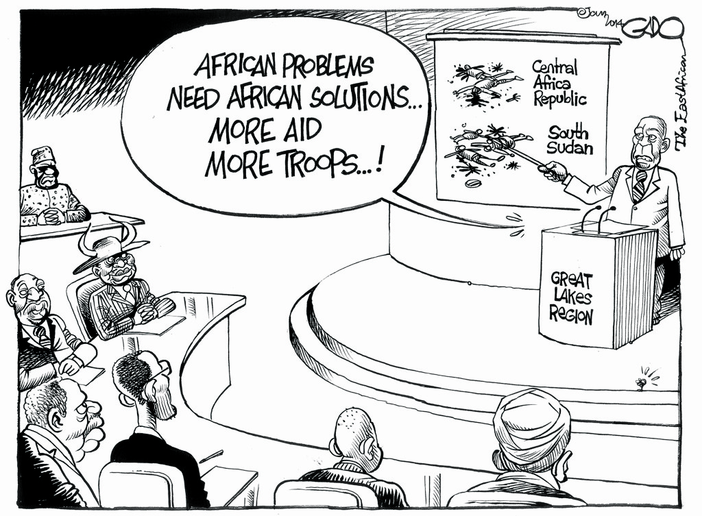 EA Jan 20 14 Africa solutions for African problems