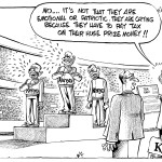 Kenya Athletes and Tax!