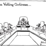 Police Vetting Continues…