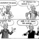 Kidero's master plan for Nairobi…?!