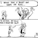 I'd take a bullet for Uhuru, Ruto— Duale
