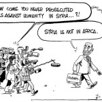 Ocampo Speaks on ICC, Africa and Syria