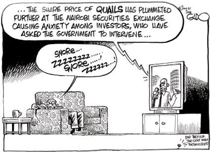 Quail Investing…