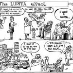 The LUPITA Effect